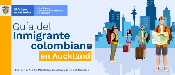 Guía del inmigrante colombiano en Auckland