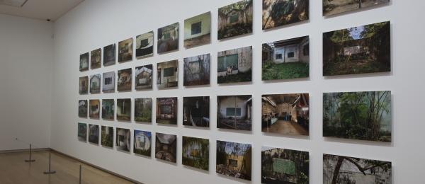 El Cónsul de Colombia en Auckland asistió a la apertura de la exposición de arte 'Space to Dream: Recent Art from South America'