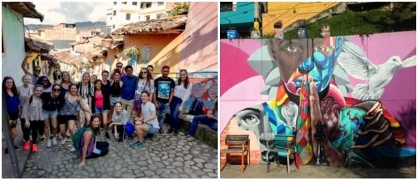 Consulado de Colombia en Auckland destaca la publicación de una neozelandesa quien comparte su experiencia en Medellín