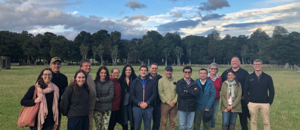 Cónsul de Colombia en Auckland participó en Misión Especial sobre agricultura